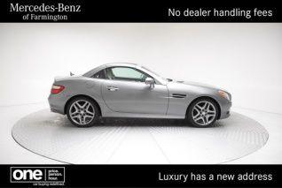 Used 2014 Mercedes-Benz SLK-Class SLK250 for Sale in Farmington, UT