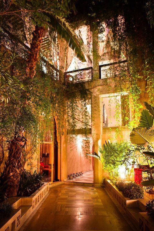 Riad El Fenn :: Gorgeous luxury hotel in Marrakech