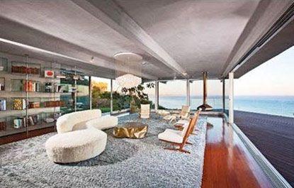 Radar Online | Take A Look Inside Brad Pitt And Angelina Jolie's Malibu Mansion