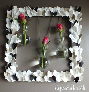 tuto idée créative, tuto récup, idée créative, comment faire un soliflore, idée recup deco de mariage