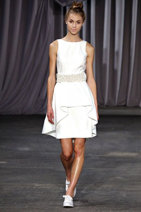 Christian Siriano Spring '13   http://www.renttherunway.com/designer_detail/christiansiriano    Repin your favorite #NYFW looks to get them from the Runway to #RTR!