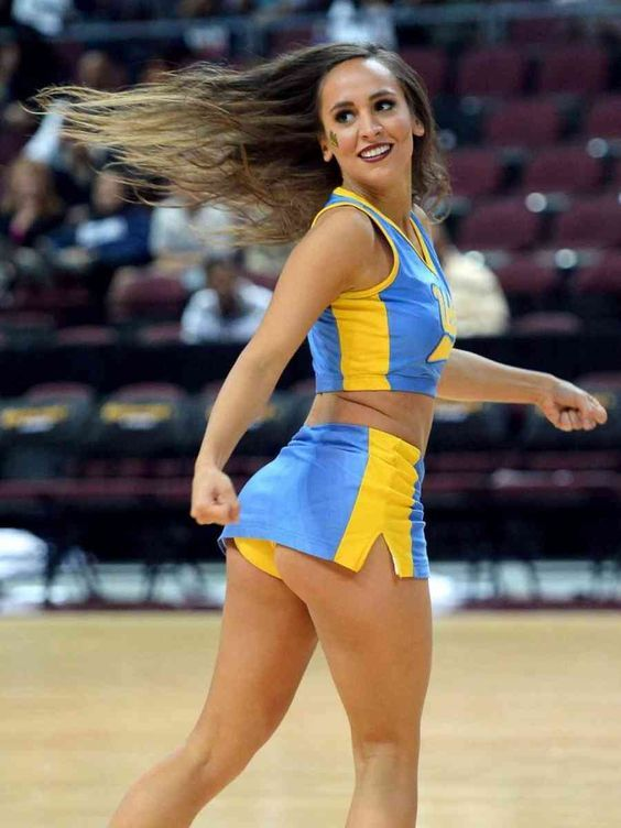 Ucla Cheerleader Uniform
