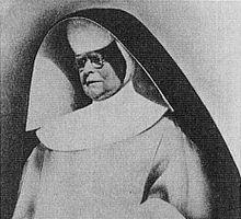 Rose Hawthorne Lathrop aka Mother Mary Alphonsa, OP