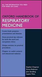 Oxford Handbook of Respiratory Medicine (3rd Ed.)  Oxford University Press