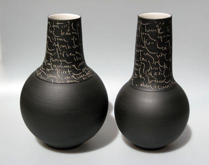 Les poires d'Hélène, Anita Furrer Keramik, Zürich