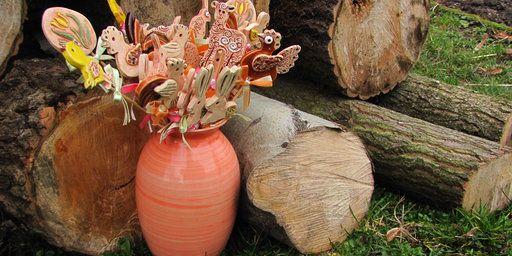 Velikonoční dekorace < Kreativní keramika.cz