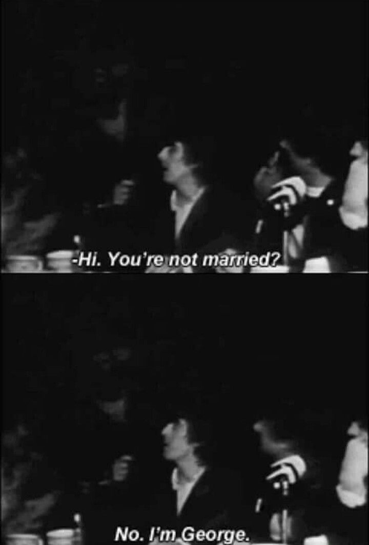 They Re Snarky Replies To Questions During Interviews Were The Bessstttt Beatles Funny Beatles Interview The Beatles