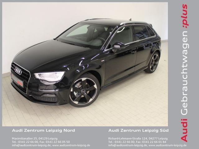 Den Audi A3 Sportback S line 2.0 TDI 110 kW (150 PS) S tronic erhaltet ihr bei uns im Audi Zentrum Leipzig Süd für 35.330,01€. Kontaktiert uns einfach unter: 0341 226600, oder kommt für ein persönliches Gespräch mit einem unserer Verkaufsberater bei uns vorbei. Die Fahrzeugnummer ist S6410E3861. Wir freuen uns auf euren Besuch!