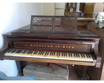 Pianoforte a coda antico