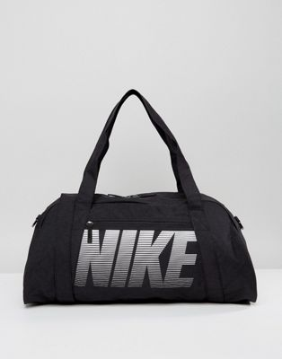 Gym bag - Nike Travel Black Sports Bag