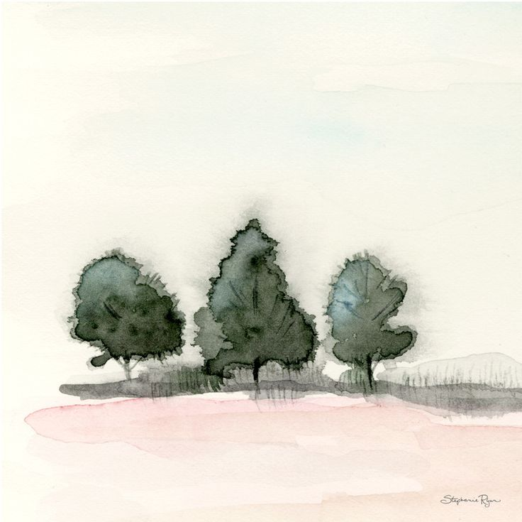Serenity Landscape Fine Art Print | Stephanie Ryan