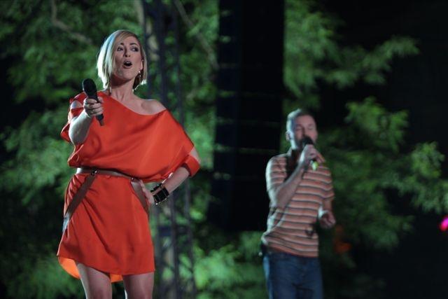 Natalia Kukulska, Koncert Razem #MimoWszystko z udziałem gwiazd i #NGOs, 2011 rok, wielki finał #Kraków #koncert #muzyka fot. M. Kowalski
