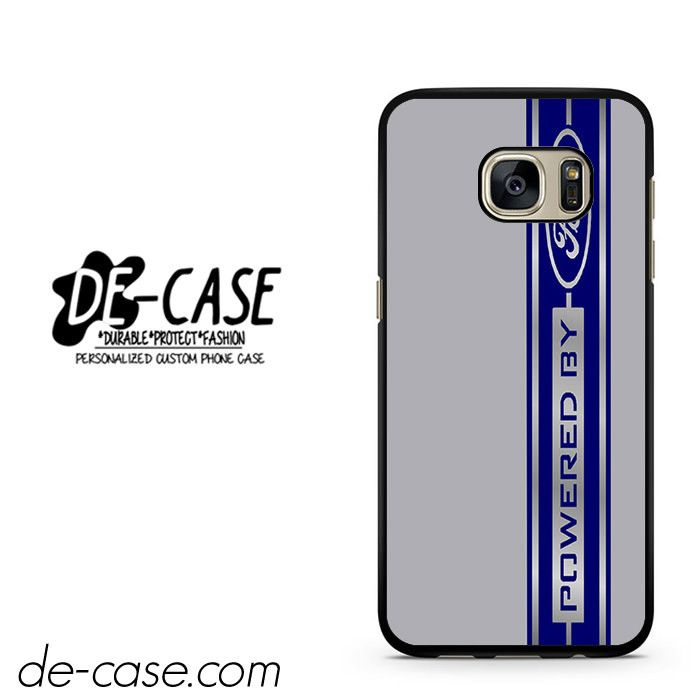 Powered By Ford DEAL-8885 Samsung Phonecase Cover For Samsung Galaxy S7 / S7 Edge