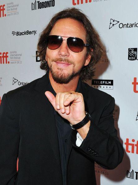 """Eddie Vedder - """"Pearl Jam Twenty"""" premier 2011.....damn Eddie, you still so fine!!"""