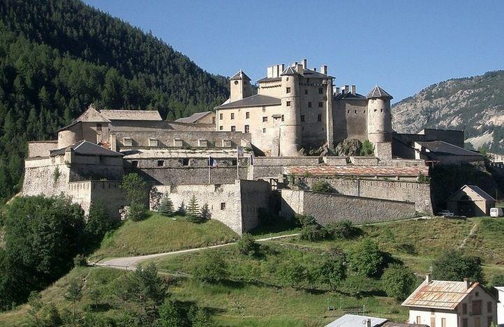 Fort Queyras - Château-Queyras, Provence-Alpes-Cote-dAzur