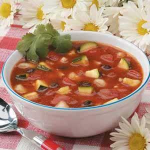 Black Bean Zucchini Gazpacho: Gazpacho Recipe, Zucchini Soup, Zucchini Gazpacho, Black Beans, Food, Mr. Beans, Beans Zucchini