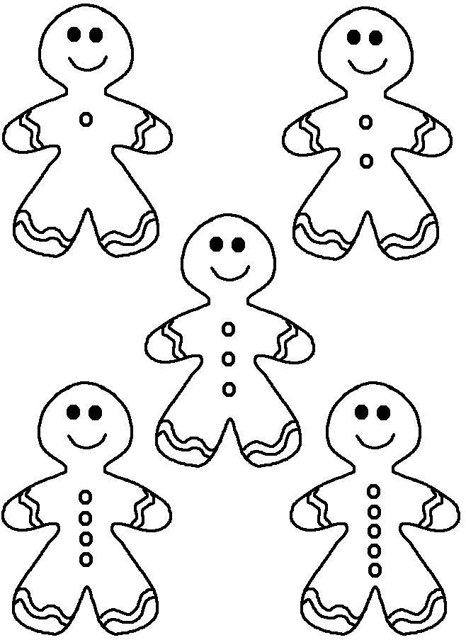 91 best images about Gingerbread Man activities on Pinterest ...