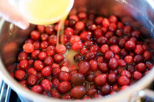 Pioneer Woman Cranberry Sauce