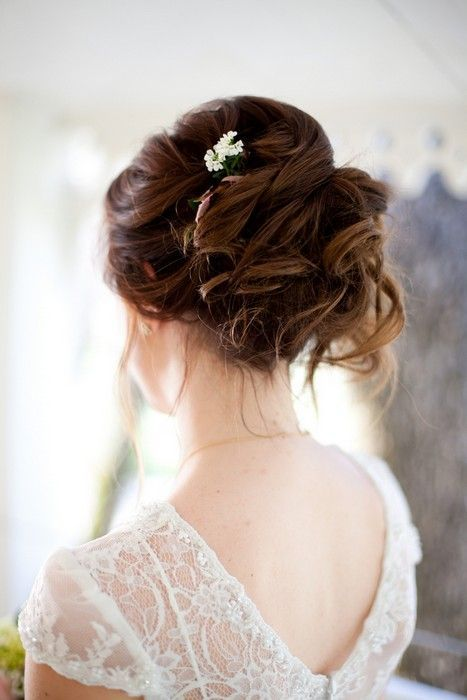 Wedding Up Do Hairstyles