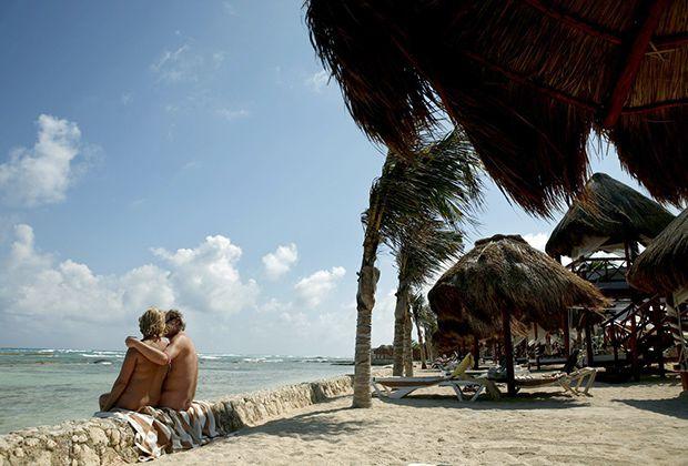 Лучшие нудистские пляжи мира: Мир: Путешествия: Lenta.ru