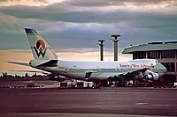 I'm obsessed with the HP 747. HNL circa 1988.