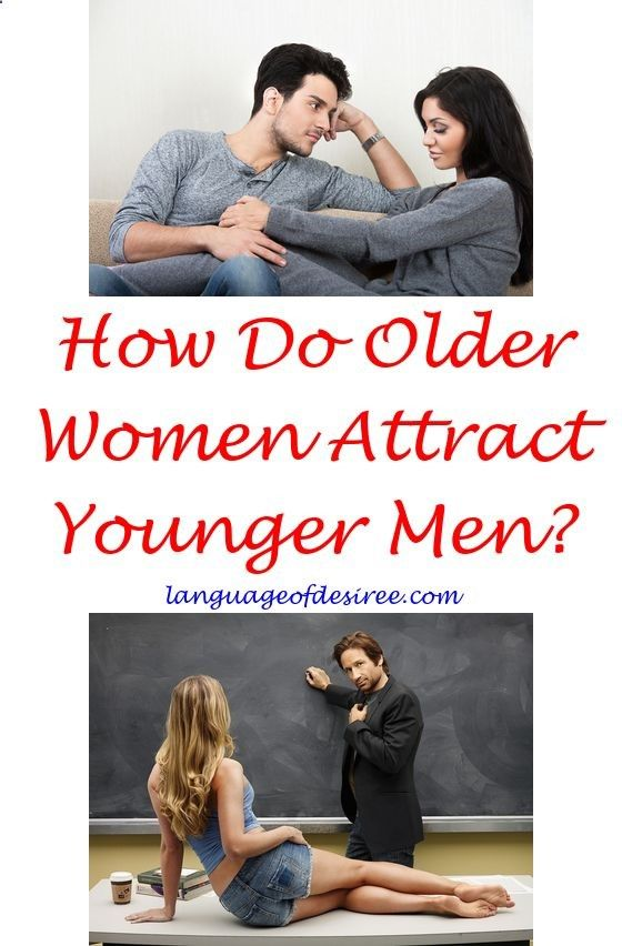 Attracted to older women psychology in dating
