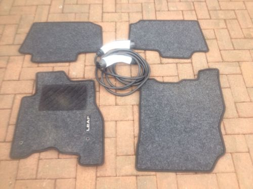 #Nissan leaf heavy duty #charging #cable and nissan leaf car mat,  View more on the LINK: 	http://www.zeppy.io/product/gb/2/322046003472/