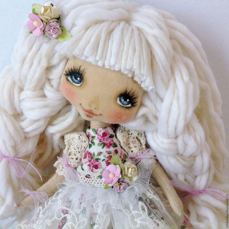 121 besten Причёска для кукол Bilder auf Pinterest | Puppenhaar ...