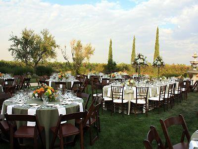 Berghold Vineyards Lodi Weddings Winery Wedding Reception Venues 95240