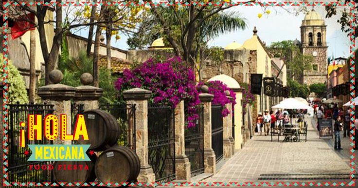 #HolaMexicana με προορισμό τη πόλη της Τεκίλα και ένα από τα γνωστότερα αποστακτήρια του κόσμου, εκείνο της #Jose #Cuervo, στην περιοχή του #Jalisco, Το χωριό της τεκίλα ή αλλιώς το #Santiago #de #Tequila όπως το αποκαλούν οι ντόπιοι βρίσκεται σε απόσταση περίπου 60χλμ από την #Guadalajara και προστατεύεται από την Unesco ως #Μνημείο_Παγκόσμιας_Κληρονομιάς.Γύρω από την κεντρική πλατεία ωστόσο βρίσκονται ορισμένα από τα γνωστότερα και σημαντικότερα αποστακτήρια τεκίλας