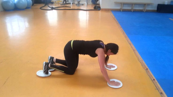 Amazing paper plate workout! Must Try!!!!