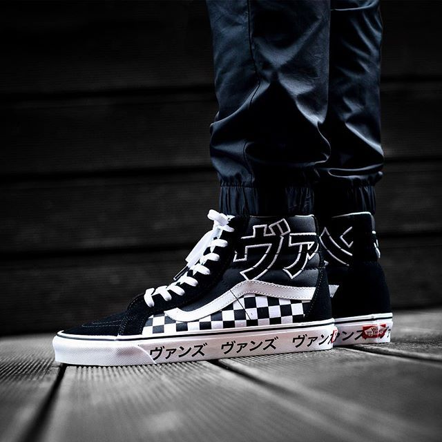 3a282a971f6999 VANS UA SK8-HI REISSUE JAPANESE TYPE 9500 - in store online  sneakers76 more