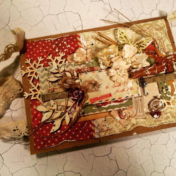 Életem első karácsonyi képeslapja | Sugallatok