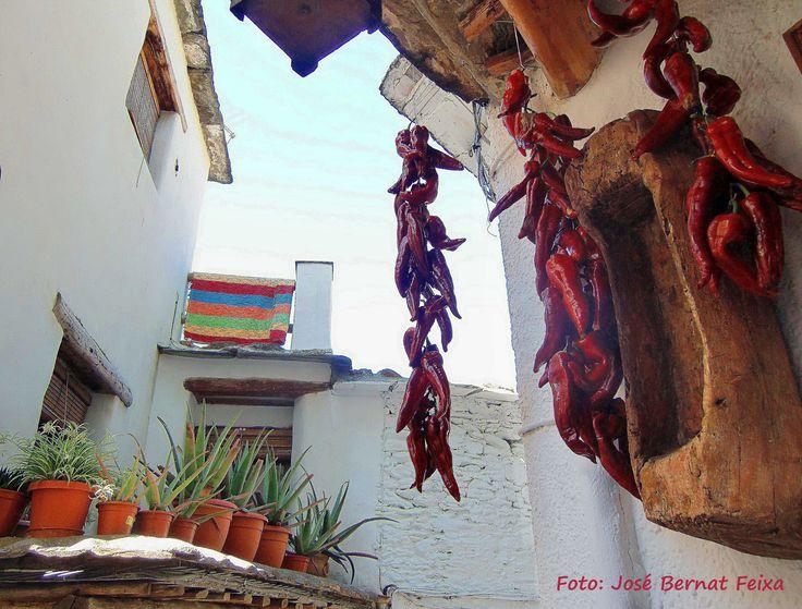 Pampaneira, Spanje