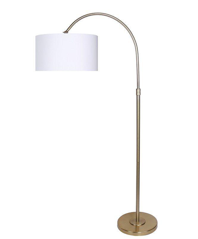 Mineo 64 Arched Arc Floor Lamp Modern Gold Floor Lamp Arched Floor Lamp Arc Floor Lamps