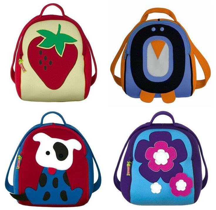 Lancheiras e mochilas lindas | Baby Dicas