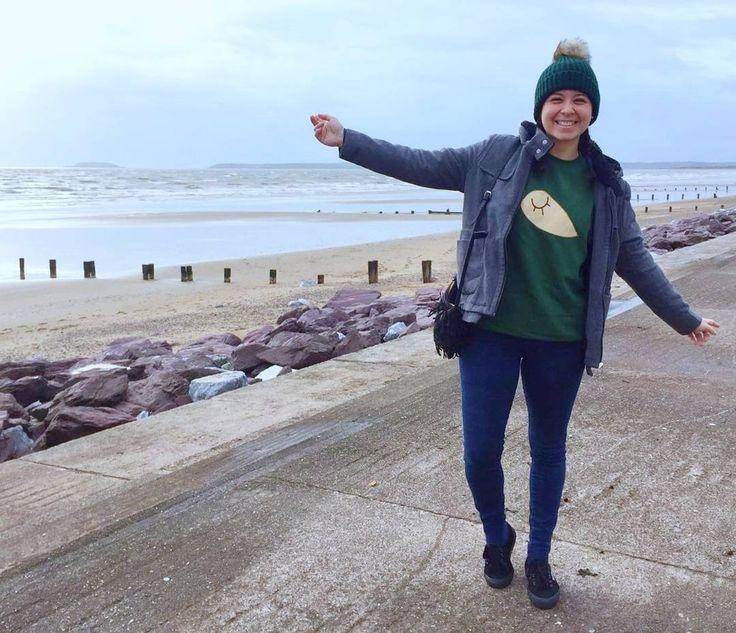 Desde Cork nos llega esta foto tan chula de Marta con sudadera de PioCCa. Gracias guapa! Por ir siempre con PioCCa de la mano  #piocca #pioccaporelmundo #cork #irlanda #sudadera #amigos #regalos #navidad #instaphoto #instafoto #picoftheday #guapa