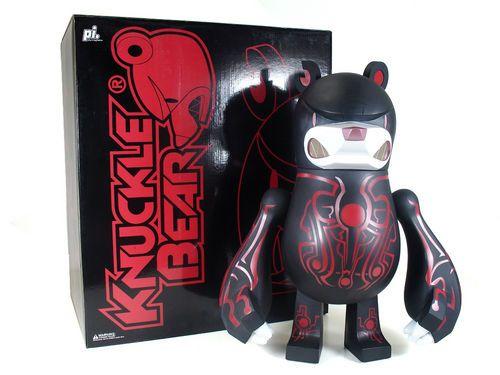 """Knuckle Bear 18"""" (Touma) Limited edition."""
