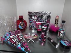 Festa Monster High, kit festa