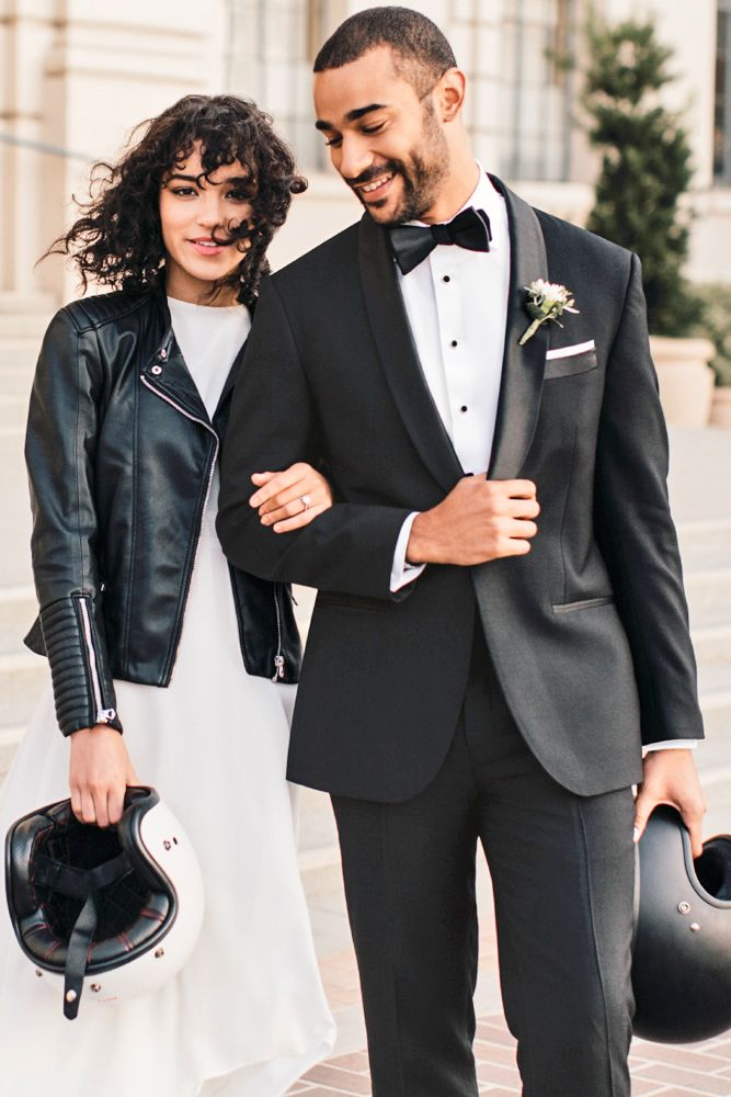 @TheBlackTux - Make sure your groom is looking sharp. The Black Tux offers online Tuxedo rentals in a new, simple and convenient way to dress Grooms and Groomsmen for the wedding day. View the Collection by clicking on the photo. #theblacktux #theblacktuxwedding #ad