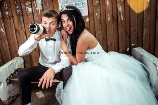 Craziest Weddings Are Russian Weddings 30 Pictures Crazy