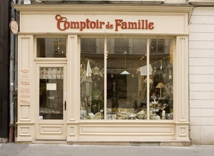 1000 images about comptoir de famille on pinterest logos brocante and shopping. Black Bedroom Furniture Sets. Home Design Ideas