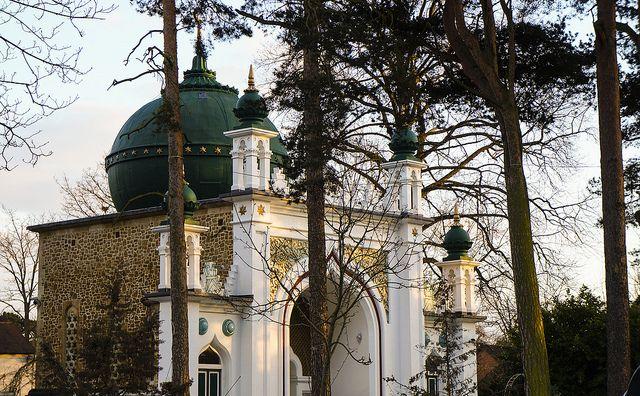 Woking Mosque #Woking