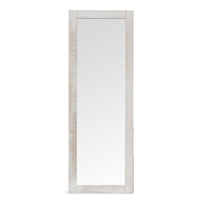 Les 25 meilleures id es de la cat gorie miroir for Miroir long blanc
