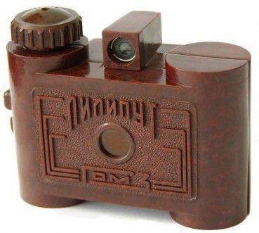 Soviet and Russian Cameras - Liliput
