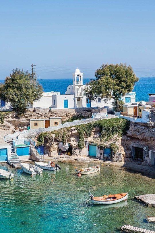 Milos, Greece: secret Greek island of the summer season