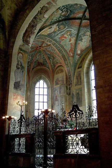 St. George's Basilica, Prague Castle, Czechia #architecture #Czechia