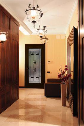 Hollister Trimlite Decorative Doorlite
