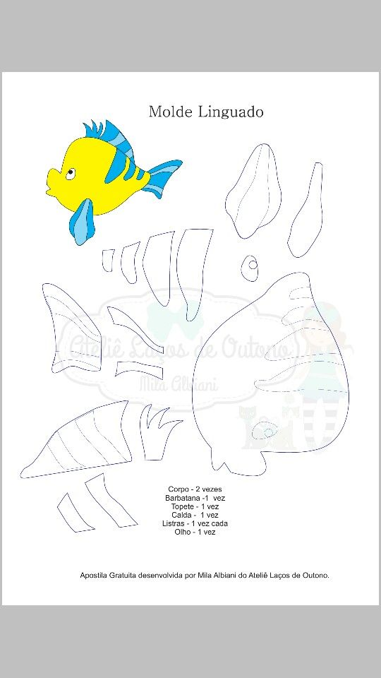 Best 25+ Fish template ideas on Pinterest Fish cut outs - blank outline template