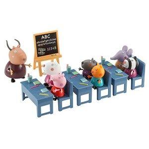 Peppa Pig's Classroom Playset